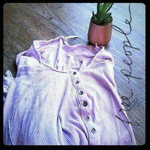 🌉🌅Free People shirt